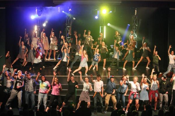 Popstars! The 90's musical. | David Spicer Productions