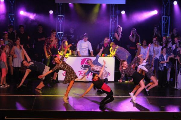 Popstars! The 90's musical    David Spicer Productions