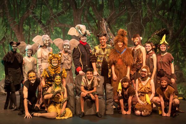 Jungle Book The Musica...